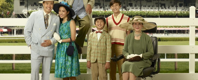 Fresh off the boat child actors