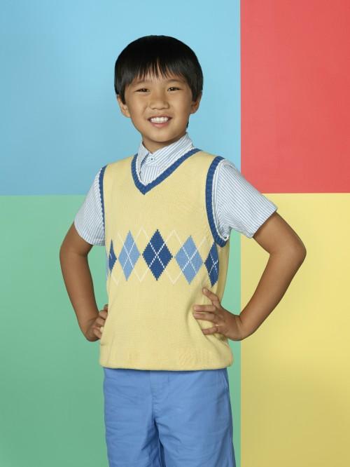 Child Actor Ian Chen