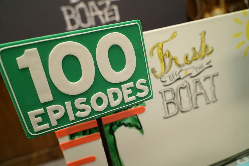 'Fresh Off the Boats' 100th episode