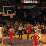 Kobe scores, Lakers game 7