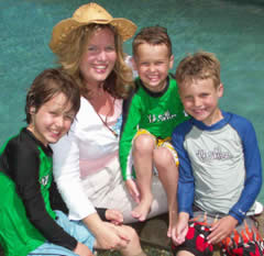 rhonda-sparks-and-her-sons