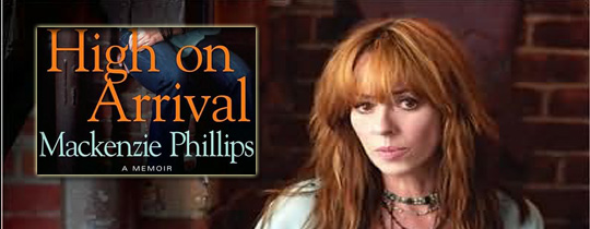 Mackenzie Phillips memoir