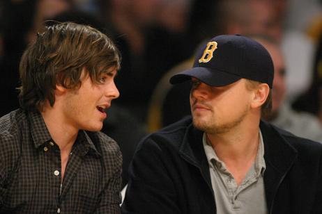 """Leonardo di Caprio's Career Advice to Zac Efron, """"Don't Do Heroin."""""""