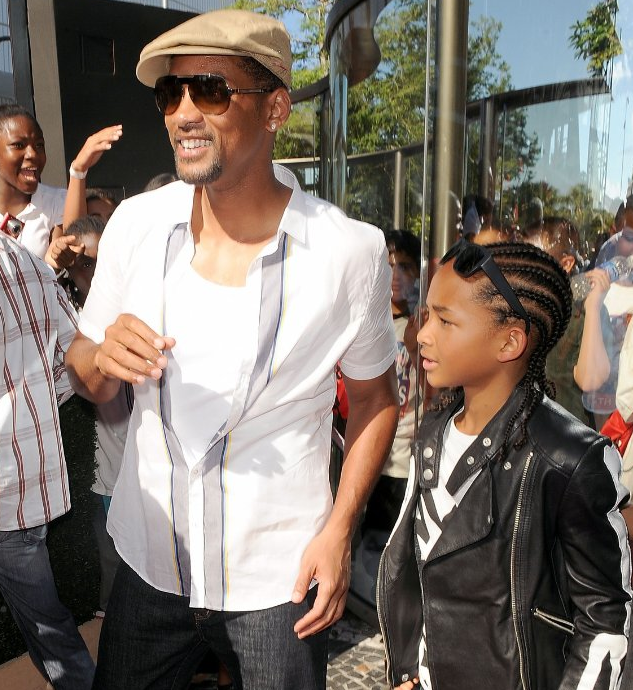 will smith fresh prince outfits. Will Smith on Son Jaden#39;s