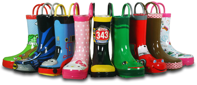Children Rain Boots - Cr Boot