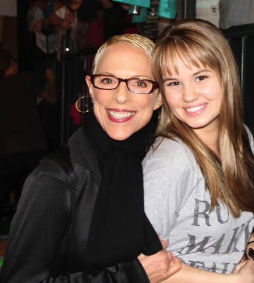 Debby Ryan Mom And Dad