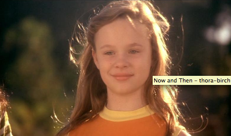In The News Father Of Former Child Star Thora Birch Gets Her