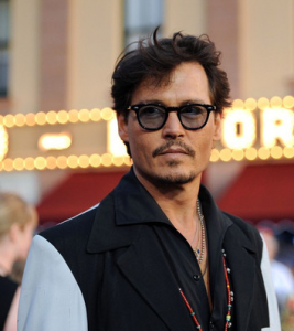 The one and only, Johnny Depp