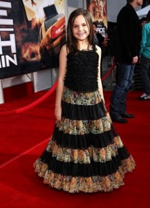 Child Star Bailee Madison in Ka...