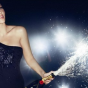 Photo from Scarlett's Moet Campaign