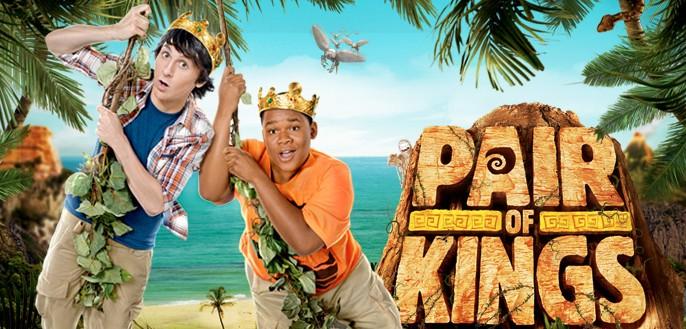 Pair Kings Cast Pair of Kings