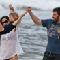 Ben Affleck Family Hawaii