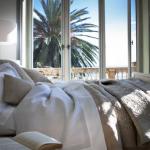 Relaxed Frette Bedding