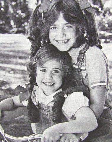 Melissa and Tiffany