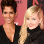 Halle and Abigail Breslin
