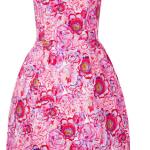 Bella Thorne Top Shop Dress