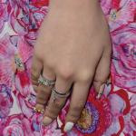 Bella Thorne Manicure