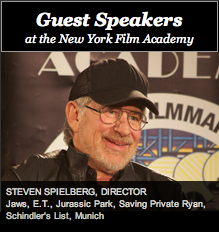 Summer Camp Guest Speaker Steven Spielberg