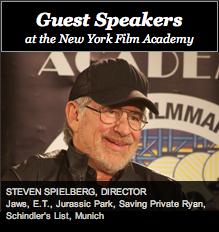 Summer Camp Guest Speaker Steven Spielberg