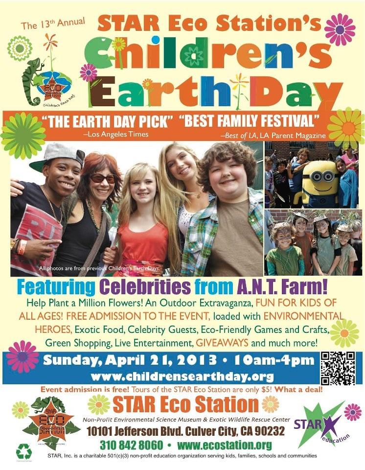 Ant farm EarthDay