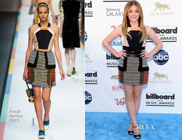 Chloe-Moretz-In-Fendi-2013-Billboard-Music-Awards