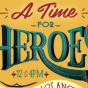 A time for Heroes cover