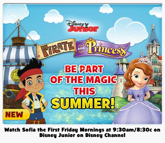 Disney Ad Sophia