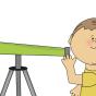 telescope kid