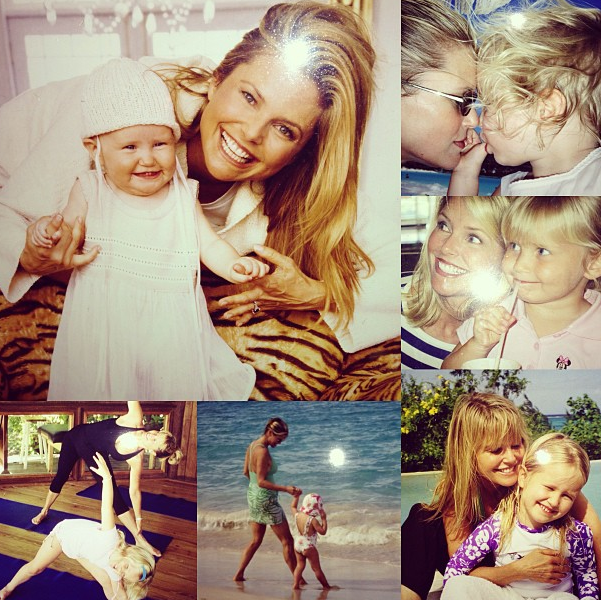 montage christie and sailor brinkley