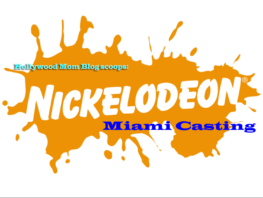 MIAMI OPEN CASTING CALL: #Nickelodeon is #Casting Boys and Girls Ages