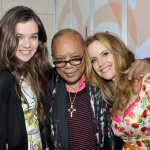 Hailee, Quincy Jones, Travolta