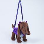 Poochie Wiener dog purse