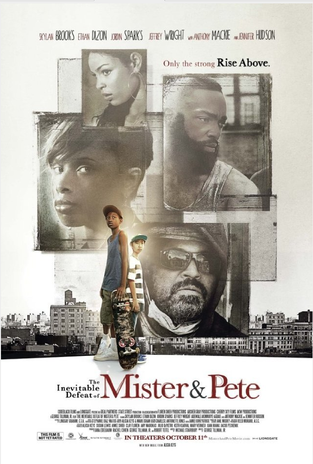 Mister and Pete one sheet