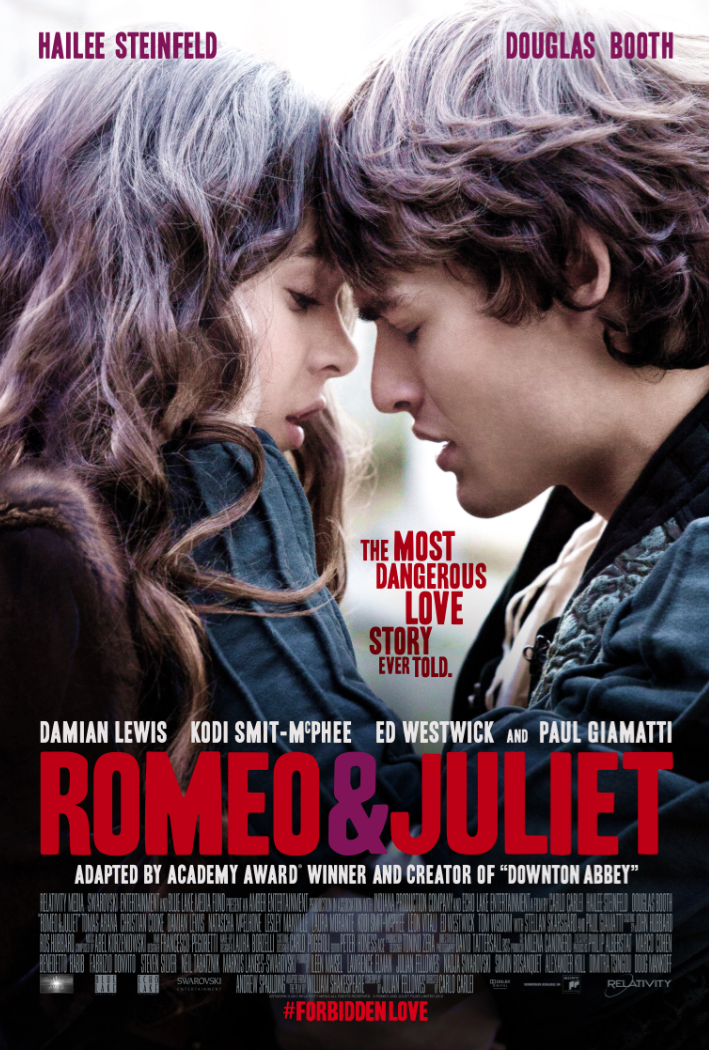 One Sheet Romeo and Juliet