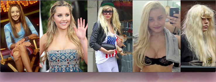 Amanda Bynes Cover Shot