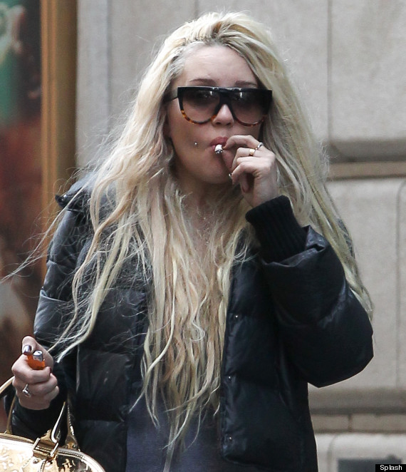 Amanda Bynes smoking is not cool
