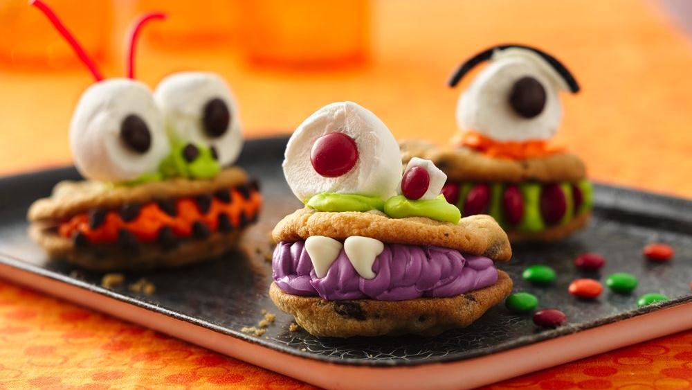 chomping monster cookie