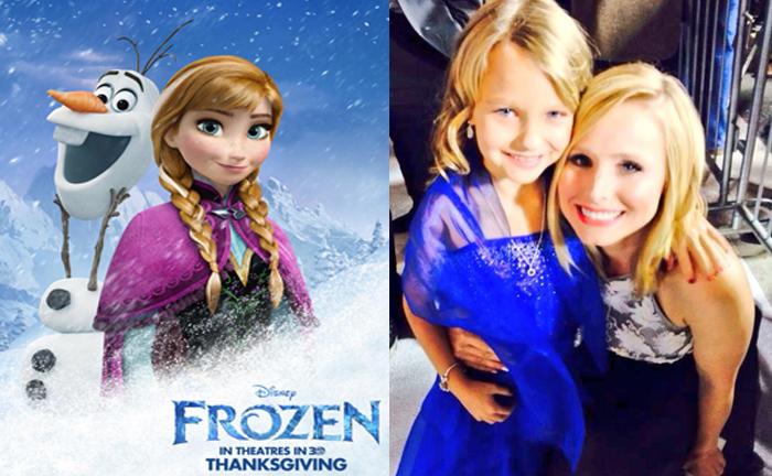 Frozen Livvy Kristen