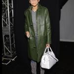 Zendaya Fashion Week