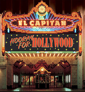 The El Capitan Theater