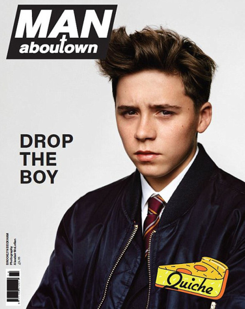 Brooklyn Beckham 1