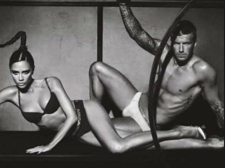 Mr and Mrs Beckham