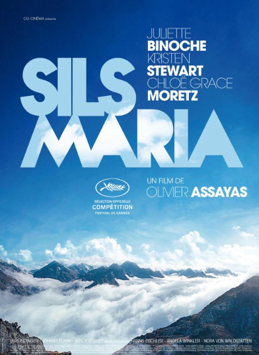 SILS MARIA poster