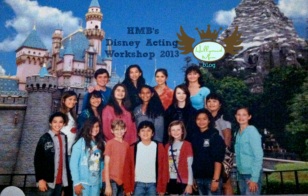 HMB Disney Acting Workshop