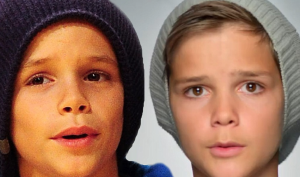 Romeo Beckham Ethan The Voice