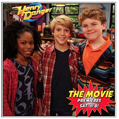 Sean Ryan Fox in Henry Danger