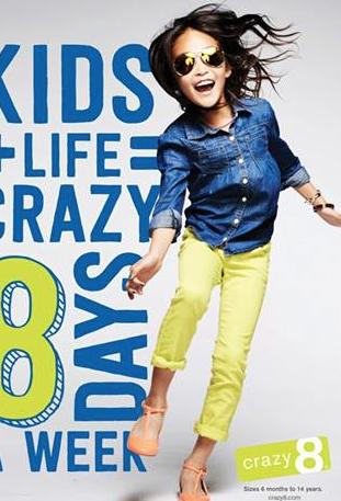 crazy 8