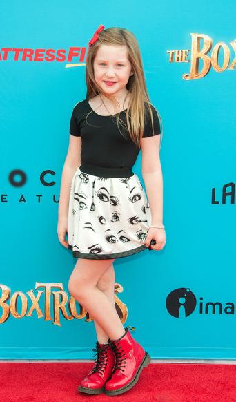 Child Actor Ella Anderson