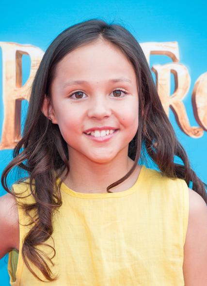 Haunted Hathaways Child Star Breanna Yde