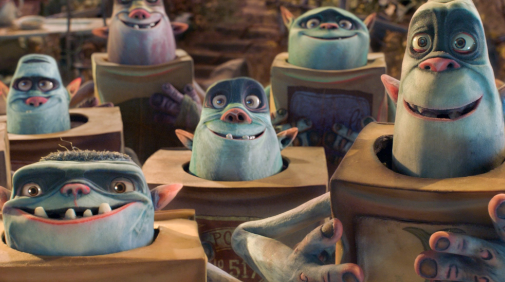 Movie clip The Boxtrolls